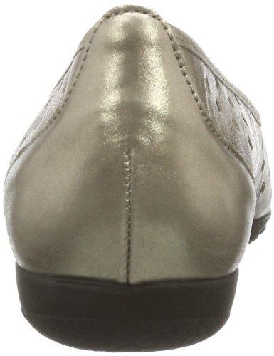 Gabor Shoes Gabor 84.169.63 Damen Ballerinas Gold (mutaro)