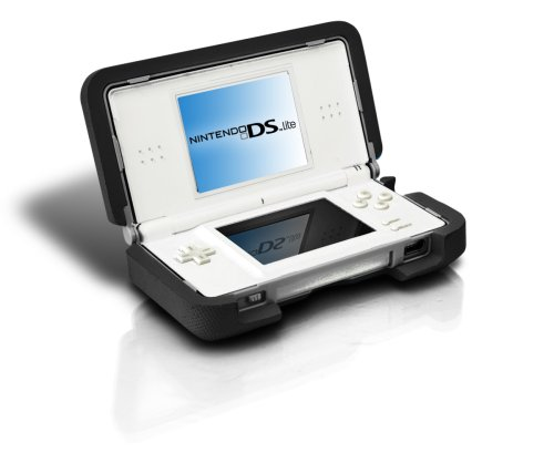 Nintendo DS lite - Nerf Lite Armor, schwarz [UK Import]