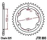 JT Hinteres Kettenrad jtr89338Zähne passend KTM 1290Superduke GT 16–17