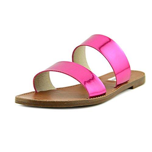 Steve Madden Malta Leder Sandale Pink