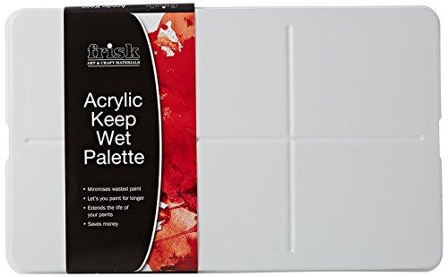 Frisk Acryl Keep-Wet Palette -