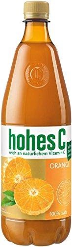 Preisvergleich Produktbild Hohes C Orange - 100% Saft