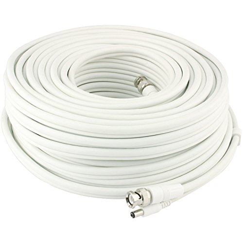 Swann Fire-Rated Bnc Extension Cable (100 Feet) SWPRO-30MFRC-GL