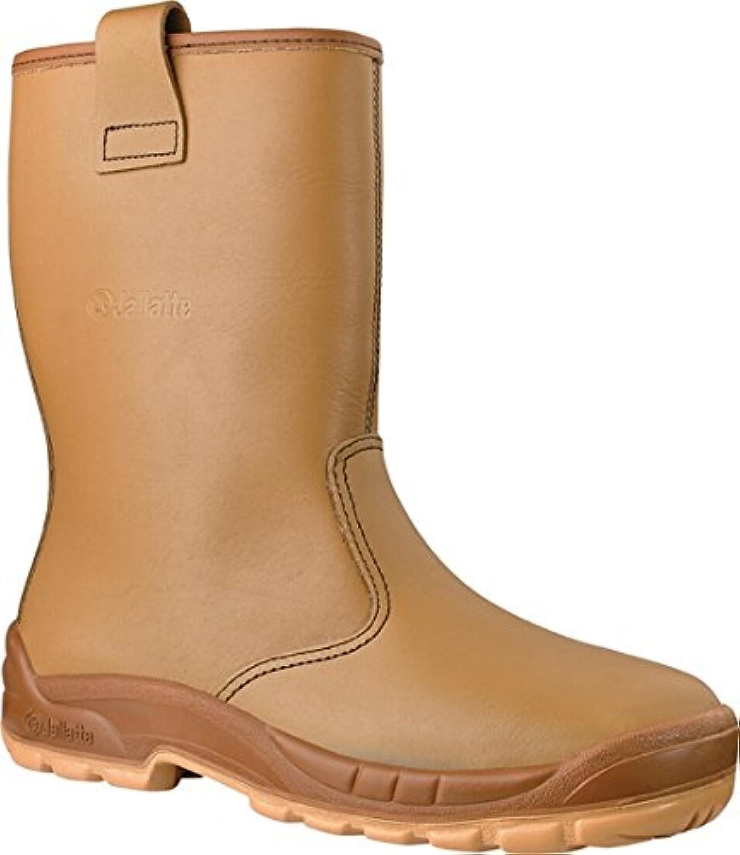 Stivali di sicurezza jalartic SAS Pelle fourrees Beige – j0257 – 42 | Di Progettazione Professionale  | Uomo/Donna Scarpa
