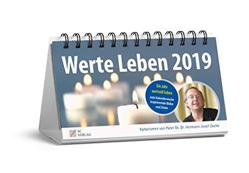 Werte Leben 2019 Tischkalender