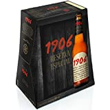1906 Reserva Especial Cerveza - Pack de 6 x 33 cl - Total: 1980 ml