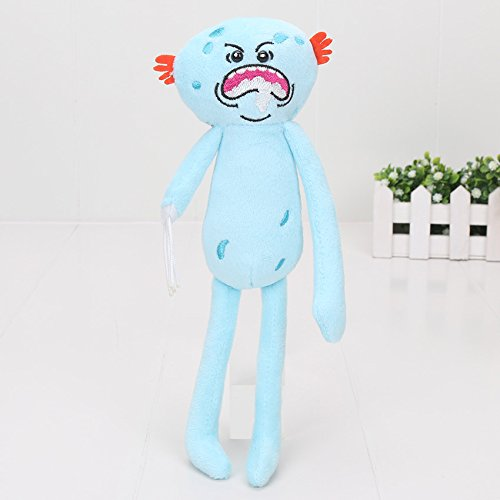Rick and Morty - Angry Meeseeks Toy - 10.5""