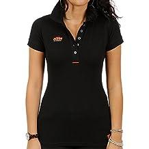e4f055d7fb06 Ktm Damen Poloshirt Factory Lady Team Schwarz (Xs , Schwarz)