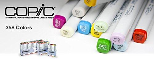 Copic Ciao 72er Set A 22075160 NEU Marker Copicset Markerset 72 Stifte - 3