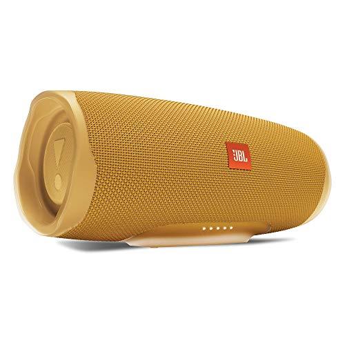 JBL Charge 4 30 W Mono Portable Speaker Amarillo - Altavoces portátiles (1.0 Canales, 90 x 50 mm, 30 W, 60-20000 Hz, 80 dB, Inalámbrico)