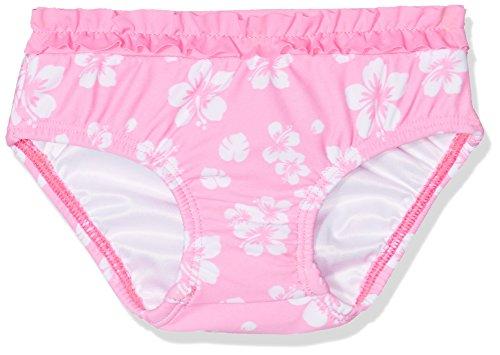 Steiff Baby-Mädchen Badeshorts Schwimmwindel, Rosa (Prism Pink 2160), 86