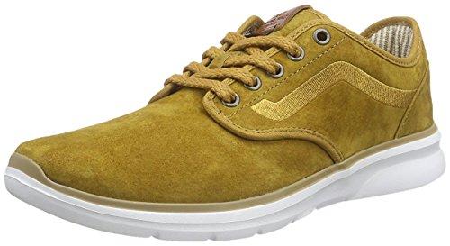 Vans M ISO 2, Chaussures de Sport Homme Vert - kaki