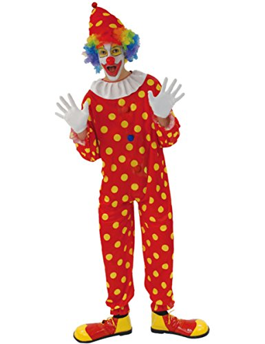 Bobbles The Clown Costume - Extra Large