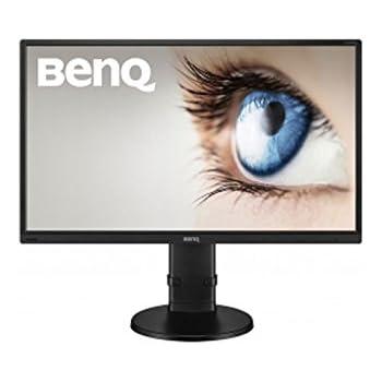 """BenQ GL2706PQ 27"""" Monitor LED QHD 2560X1440, tiempo de respuesta 1ms, Display Port /HDMI/DVI-DL, regulable en altura con altavoces, Low Blue Light, Flicker-free. Negro"""