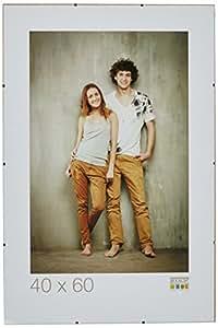 Deknudt Frames S200K9 Cadre Photo sous Verre en Verre 40 x 60 cm
