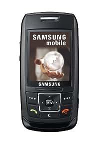 Samsung SGH-E250i Handy schwarz