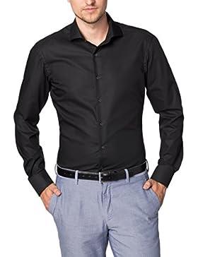 Eternaslim Fit - Camicia - Weiß