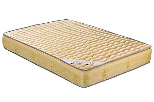 Pavillon Class - I - Basic - Colchón de espumación - reversible - con tratamiento Aloe Vera y acolchado de fibra transpirable - 180x80x15 cm