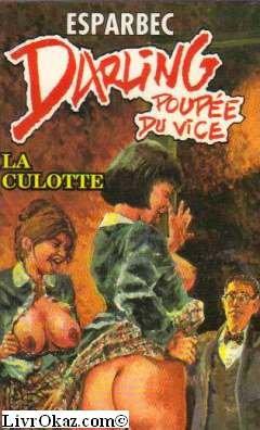 Darling, poupée du vice : La culotte