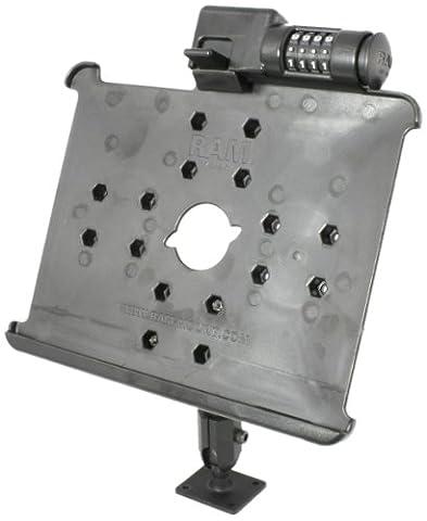 Padholdr Ram Lock Serie Halterung für iPad (mit Schloss, Arm mit 6 Zoll / 15,2 cm)