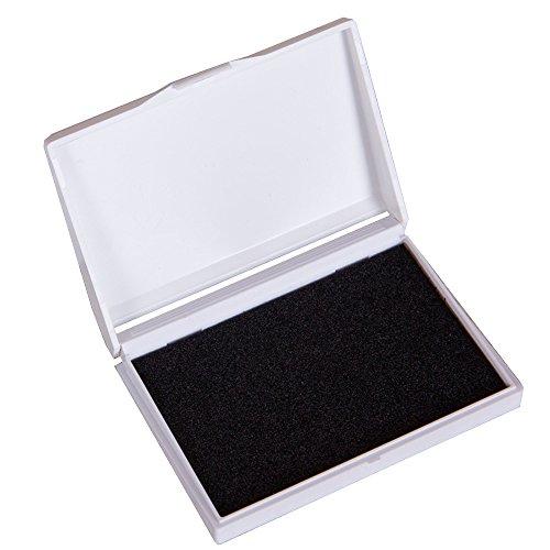 SKAISK Colors Stempelkissen-Set, Fingerabdruck-Stempelkissen, ungiftig für Gummi Art Craft Stempelkarte, waschbar, Baby sicher, Stempelkissen, Mehrfarbig