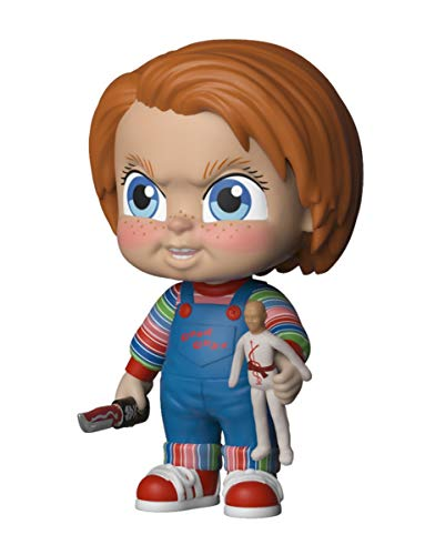 Funko 5 Star Horror Vinyl Figur Chucky als Geschenkartikel & Halloween Deko