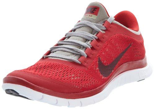 New Nike Free 3.0 V5 Red/Black Mens 10