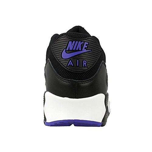 Nike Air Max 90 Essential (537384-052) black-white-persian violet