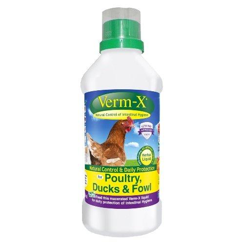Verm-x - Herbal liquide pour volaille X 500 ml
