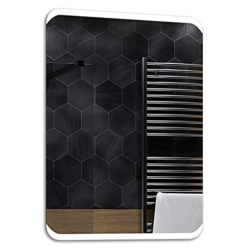 ALASTA® Espejo | Espejo Grandes | 50x190 | Modena | Espejo Premium con Accesorios | Espejo de Aumento...