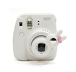 Fujifilm Instax Mini 7s Mini 8 Camera Close Up Lens White Rabbit Self-portrait Mirror
