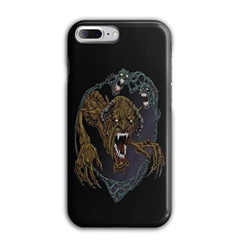 Monster Halloween Horror Schlecht Monster iPhone 8 Plus Hülle   Wellcoda