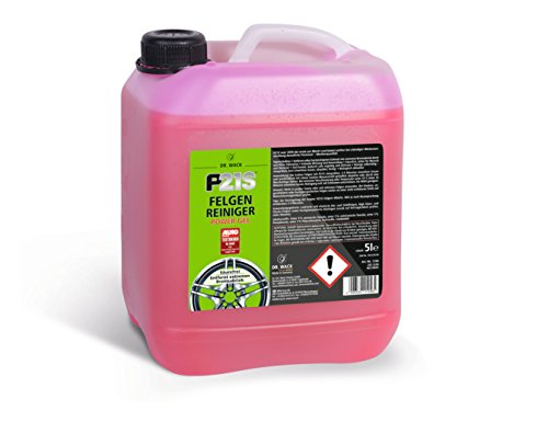 Dr. Wack - P21S Felgen-Reiniger POWER GEL, 5 Liter (#1256)