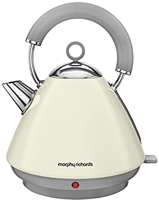 Morphy Richards Ivory Cream Accents Traditional – Bouilloire