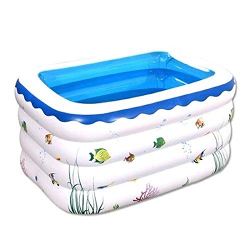 Gaojian vasca da bagno gonfiabile isolamento quadrato del - Vasca da bagno piscina ...