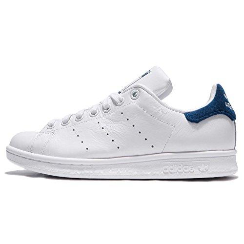 Adidas Stan Smith, Sneaker Et Collo Basso Uomo Bianco (corail Facile / Corail Facile / Chaussures Blanc)