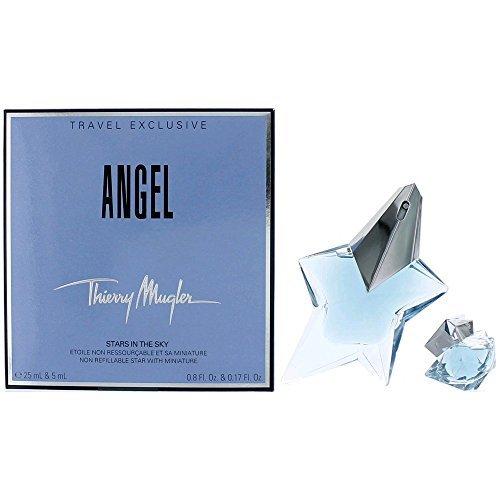 Thierry Mugler Angel Eau De Parfum 25 ml + 5 ml Eau de Parfum als Gechenkset -