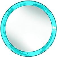 Kleine Wolke 5820766886 2 Kosmetikspiegel Flexy Color, rund, türkis