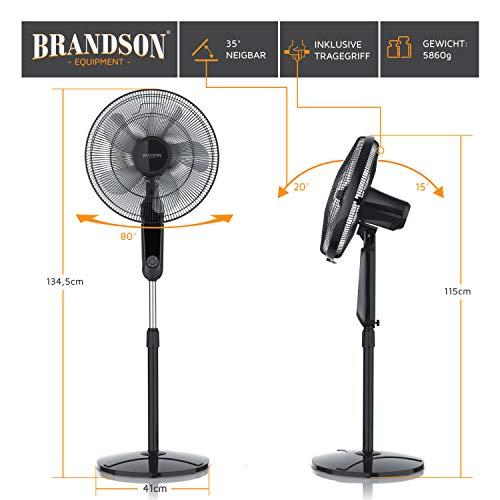 Brandson – Standventilator Bild 4*