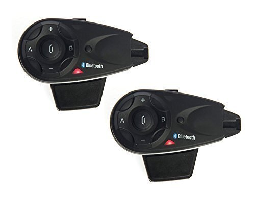 Zazzamilo btim v5 twin interfono moto coppia bluetooth con radio fm connessione universale