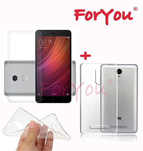 ForYou® For Xiaomi Redmi Note 4 / Redmi Note 4 / Mi Note 4 / note 4 / Mi Note4 All Sides Protection