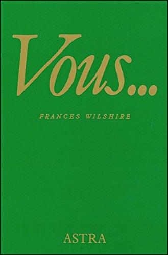 Vous par Frances Wilshire