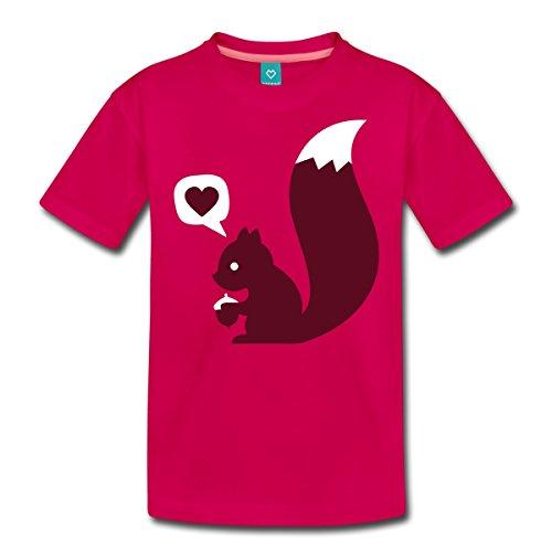 eichhornchen-lieben-nusse-teenager-premium-t-shirt-von-spreadshirtr-158-164-12-jahre-dunkles-pink