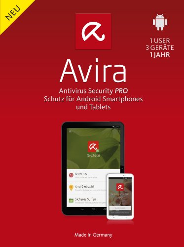 Avira AntiVirus Security Android Mobile – 1 User