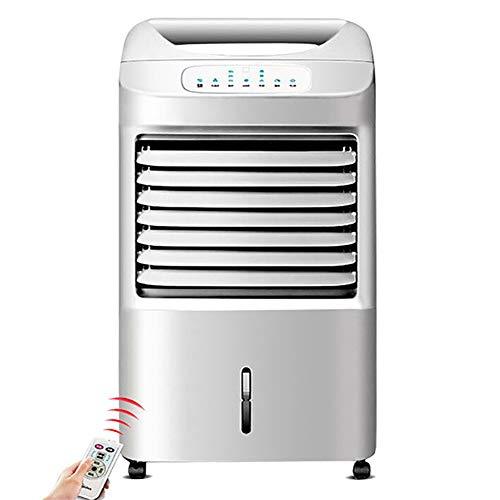 CNNAir Lufterfrischer • Luftbefeuchter • Luftreiniger • 3 Leistungsstufen • Heizung • Heiß und Kalt Doppelnutzung • 7-Stunden-Timer • Fernbedienung Klimageräte Ventilator