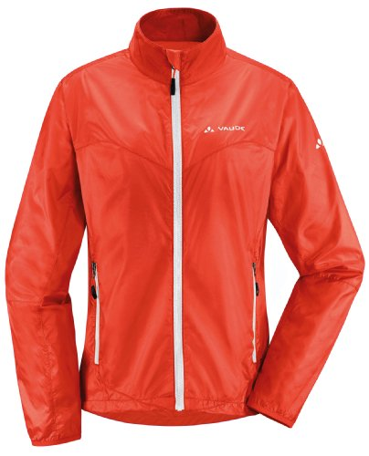 VAUDE Damen Jacke Women's Dyce Jacket Glowing Red
