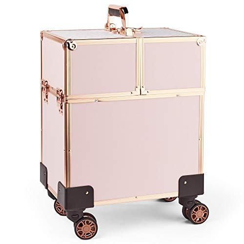 Beautify Rose Gold Beauty Trolle...