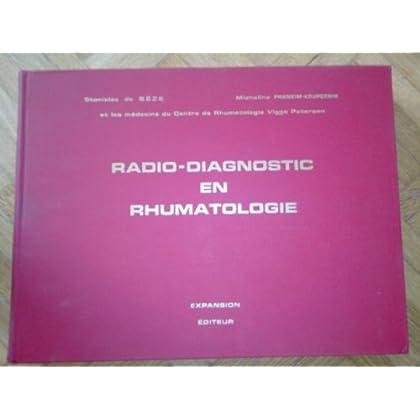 Stanislas de Sèze, Micheline Phankim-Koupernik et les médecins du Centre de rhumatologie Viggo Petersen. Radio-diagnostic en rhumatologie