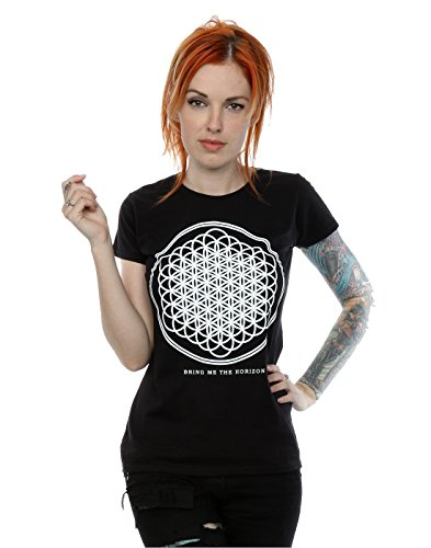 Bring Me The Horizon Donna Sempiternal Logo Maglietta Medium Nero