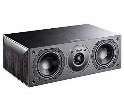 INDIANA LINE Diffusore Centrale Nota 740 X 2 Vie Potenza 100W colore Nero ai migliori prezzi da Polaris Audio Hi Fi